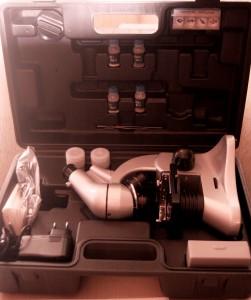 Микроскоп учебный Юннат 5SL в комплекте.