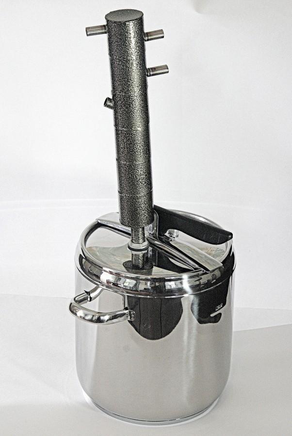 Высокопроизводительный самогонный самогонный аппарат luxstahl купить в минске