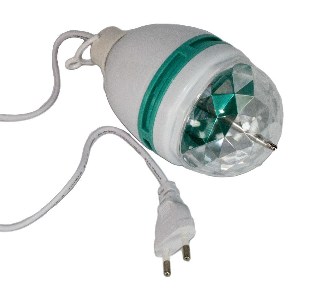 лампа крутящаяся с картинками что