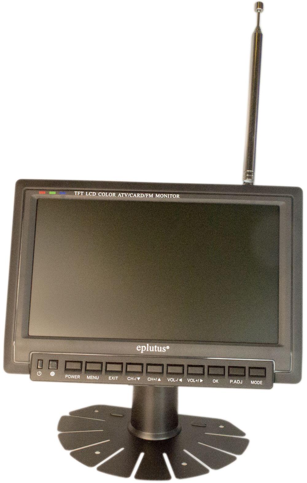 Автомобильный телевизор Eplutus EP-7057 - купить с доставкой в  TehnoMan.ru